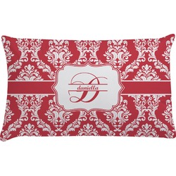 Damask Pillow Case (Personalized)