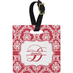 Damask Luggage Tags (Personalized)