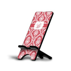 Damask Phone Stand (Personalized)