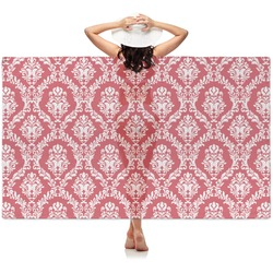 Damask Sheer Sarong (Personalized)