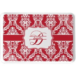 Damask Serving Tray (Personalized)