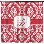 Damask Shower Curtain (Personalized)