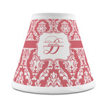 Damask Chandelier Lamp Shade (Personalized)