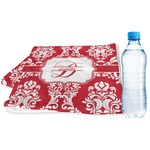 Damask Sports & Fitness Towel (Personalized)