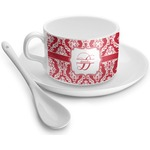 Damask Tea Cups (Personalized)