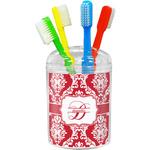 Damask Toothbrush Holder (Personalized)
