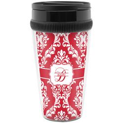 Damask Travel Mugs (Personalized)