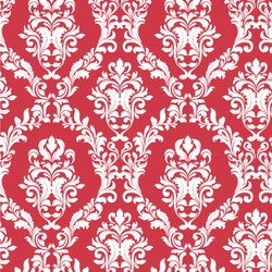Damask Wallpaper & Surface Covering