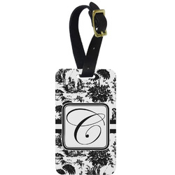 Toile Aluminum Luggage Tag (Personalized)