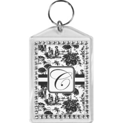Toile Bling Keychain (Personalized)