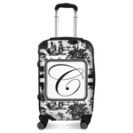 Toile Suitcase (Personalized)