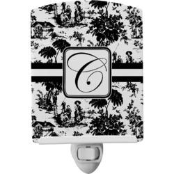 Toile Ceramic Night Light (Personalized)