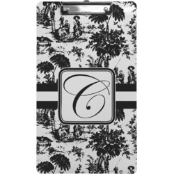 Toile Clipboard (Legal Size) (Personalized)