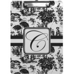 Toile Clipboard (Personalized)