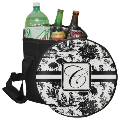 Toile Collapsible Cooler & Seat (Personalized)