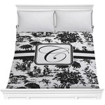 Toile Comforter (Personalized)