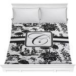 Toile Comforter (Personalized)