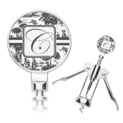 Toile Corkscrew (Personalized)