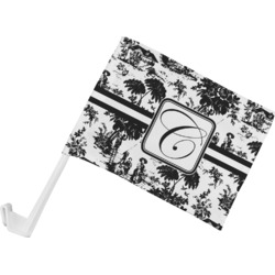 Toile Car Flag (Personalized)