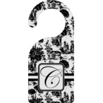 Toile Door Hanger (Personalized)