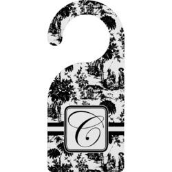 Toile Door Hanger (Personalized)
