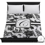 Toile Duvet Cover (Personalized)