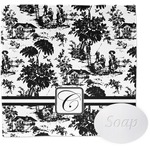 Toile Wash Cloth (Personalized)