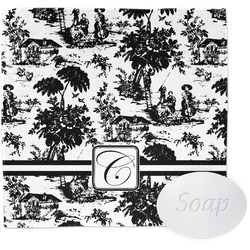 Toile Wash Cloth (Personalized)