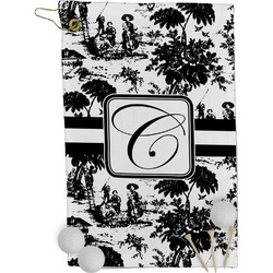 Toile Golf Towel - Full Print (Personalized)