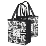 Toile Grocery Bag (Personalized)