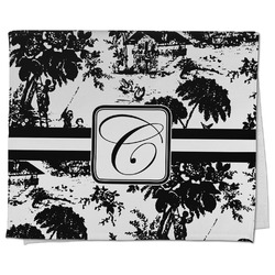 Toile Kitchen Towel - Full Print (Personalized)
