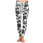 Toile Ladies Leggings (Personalized)