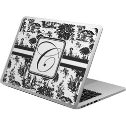 Toile Laptop Skin - Custom Sized (Personalized)