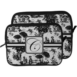 Toile Laptop Sleeve / Case (Personalized)