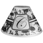 Toile Coolie Lamp Shade (Personalized)