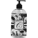 Toile Plastic Soap / Lotion Dispenser (Personalized)