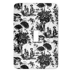 Toile Light Switch Covers (Personalized)