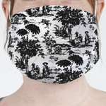 Toile Face Mask Cover (Personalized)