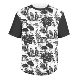 Toile Men's Crew T-Shirt (Personalized)