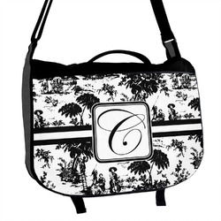 Toile Messenger Bag (Personalized)