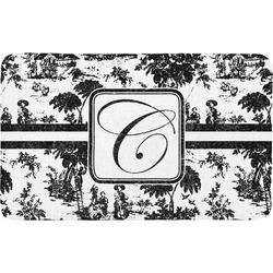 Toile Bath Mat (Personalized)