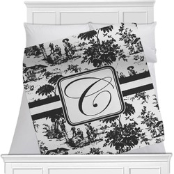 Toile Blanket (Personalized)