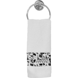 Toile Hand Towel (Personalized)