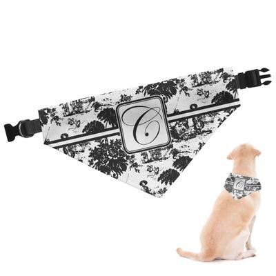 Toile Dog Bandana (Personalized)