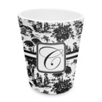 Toile Plastic Tumbler 6oz (Personalized)