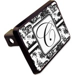 """Toile Rectangular Trailer Hitch Cover - 2"""" (Personalized)"""