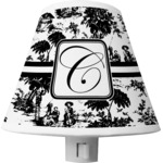 Toile Shade Night Light (Personalized)