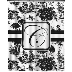 """Toile Extra Long Shower Curtain - 70""""x84"""" (Personalized)"""