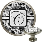 Toile Cabinet Knobs (Personalized)