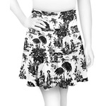 Toile Skater Skirt (Personalized)
